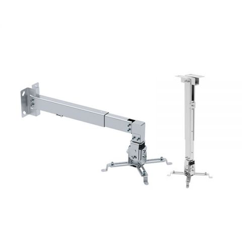 Brateck PRB-2G Universal Wall & Ceiling Projector Mount/Bracket