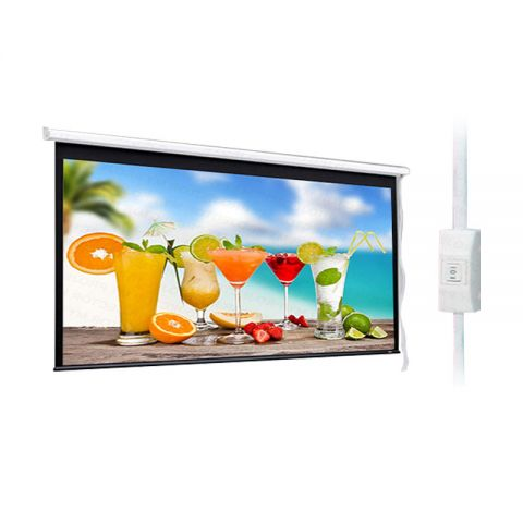 Draper Baronet AV Format Motorized Screen (China)