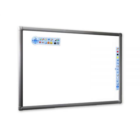 "Hannsonic IWB-8580 80"" Interactive Whiteboard"