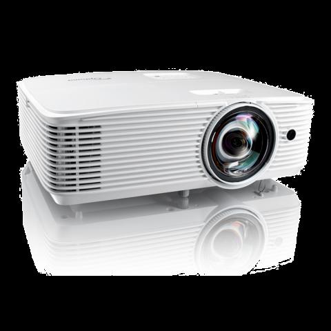 Optoma W318ST WXGA 3.500 Lumens DLP Short Throw Projector