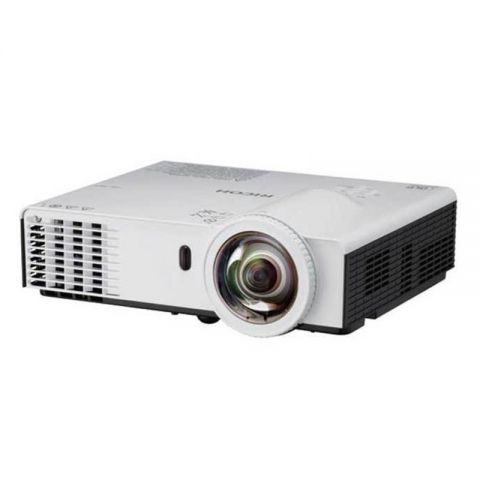 Ricoh PJ X4340 Short Throw Projector