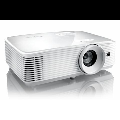 Optoma W412 DLP WXGA 4400 Lumens Data Projector