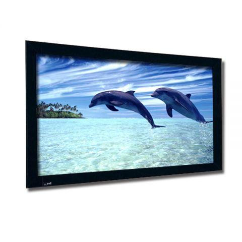 Unic Fixed Frame Screen 16:9 HDTV Format