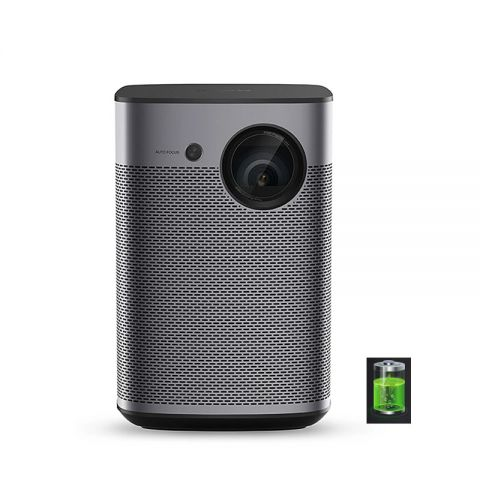 XGIMI Halo Full HD 1080P Portable Android Smart Projector (Global Version)